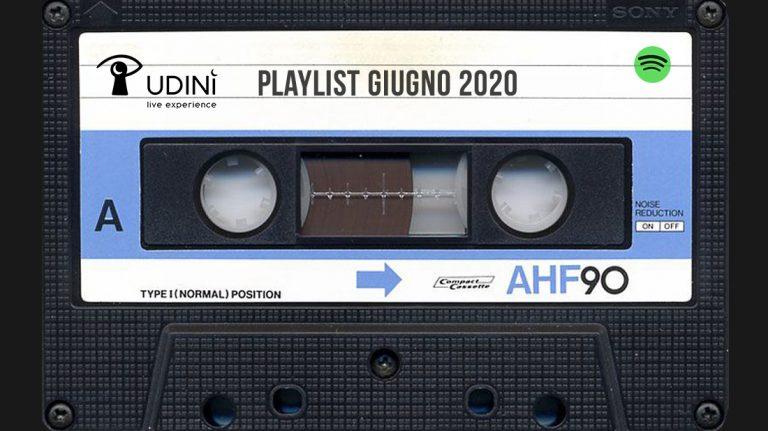 Playlist di Giugno 2020