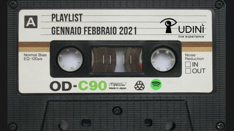 Playlist di Gen-Feb 2021